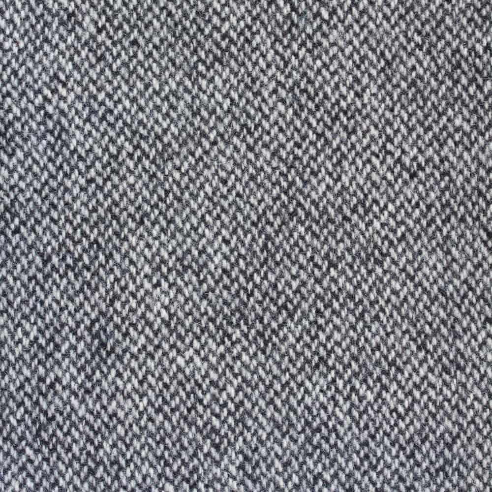 Tweed fabric herringbone texture