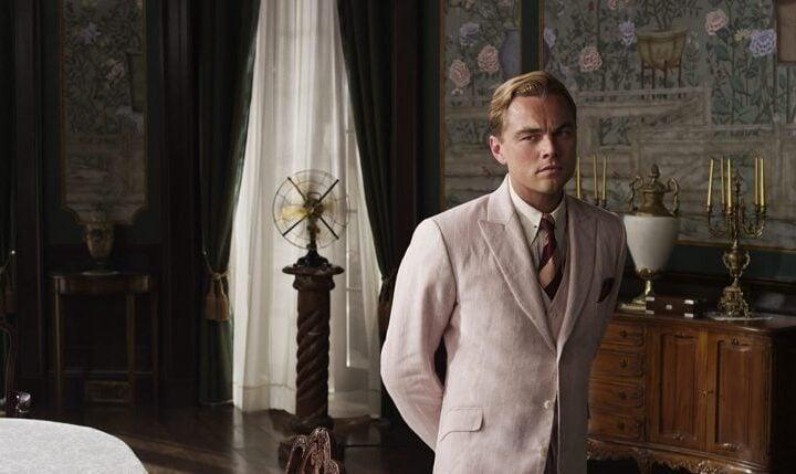Leonardo DiCaprio Great Gatsby