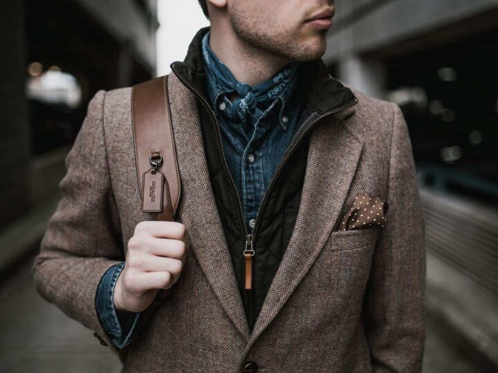 Introduction to the World of the Tweed Suit