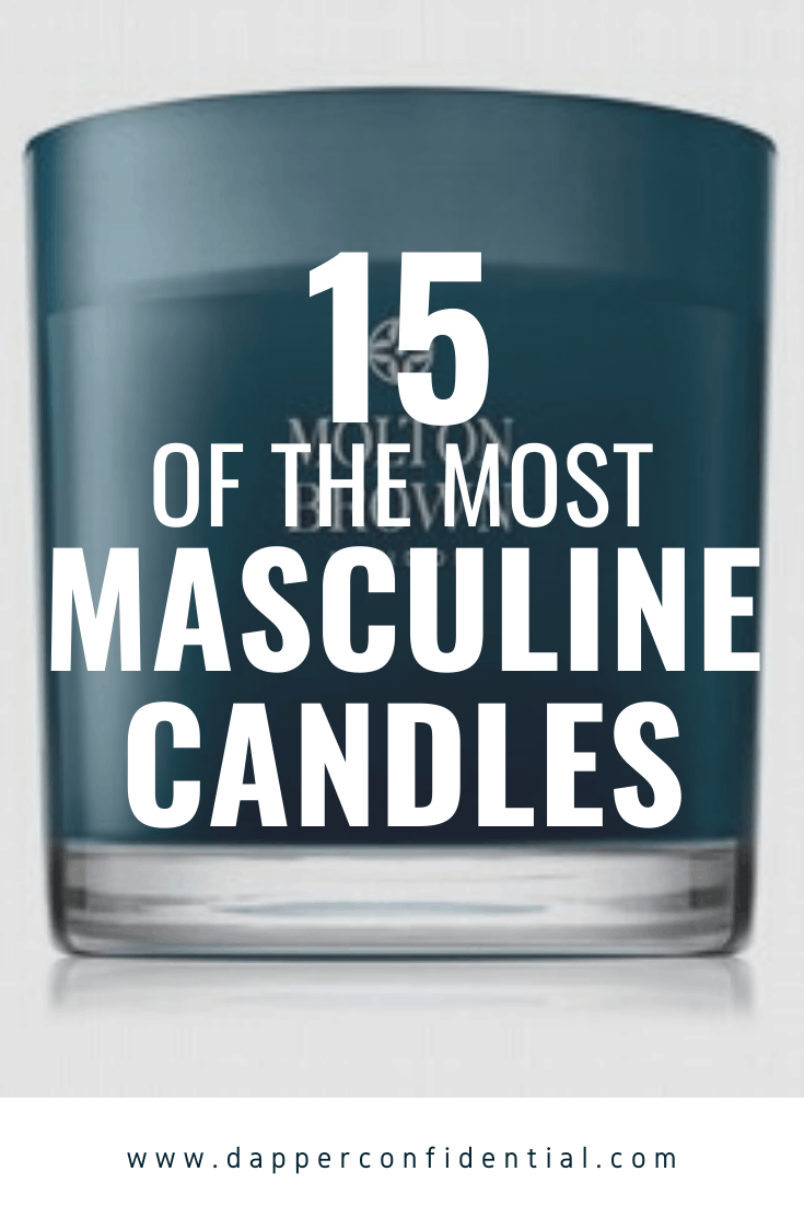 Candles for men pin for pins