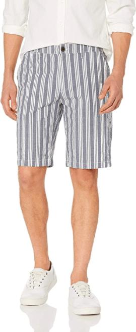 Goodthreads Stretch Seersucker Shorts