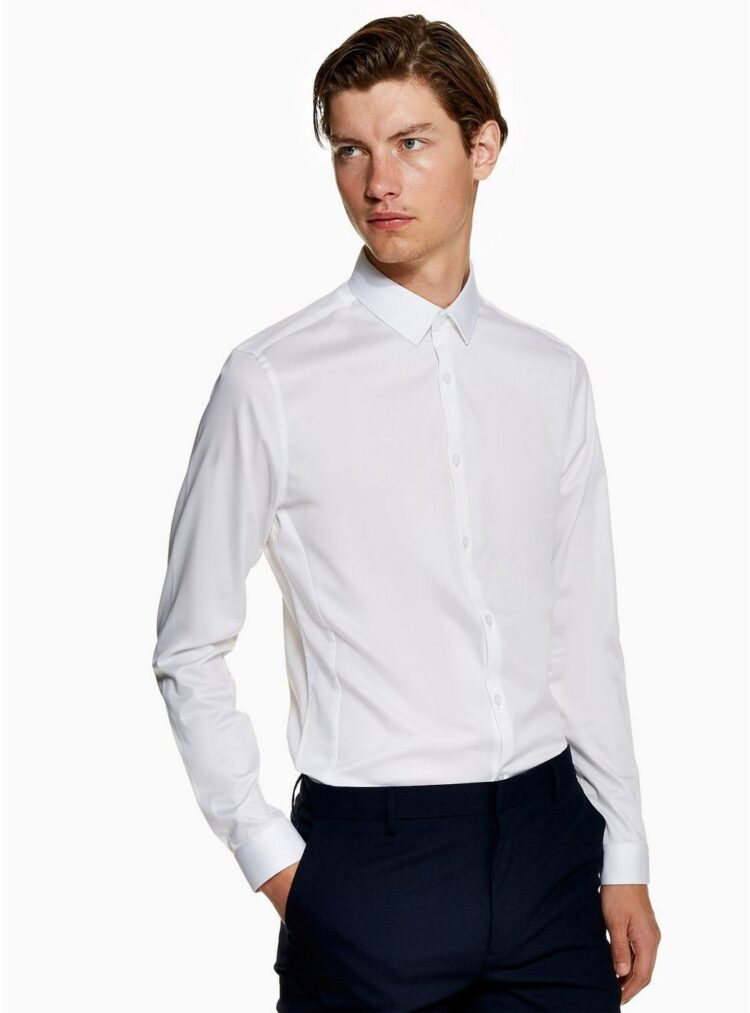 Topman white shirt