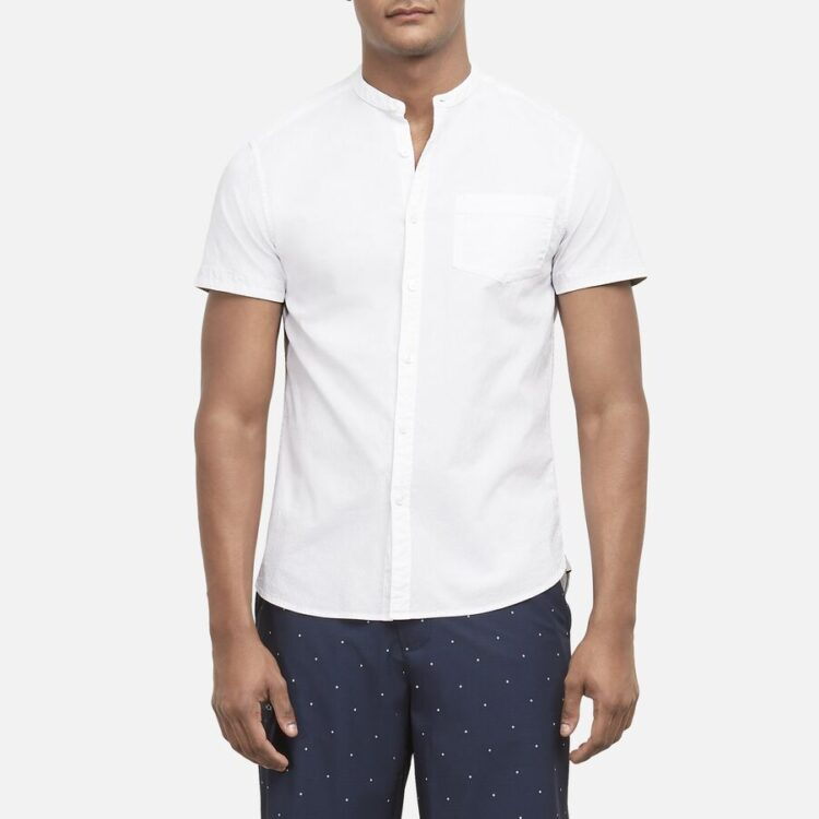 White_Shirt by Kenneth_Cole
