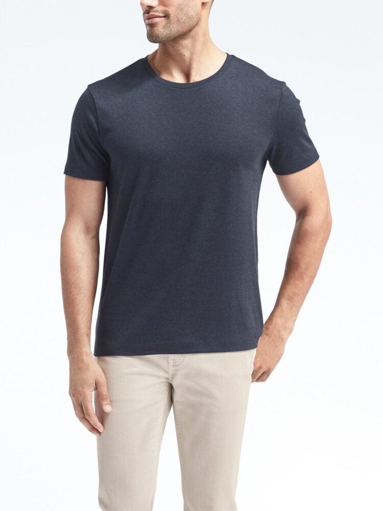 Banana-Republic-Luxury-Touch-Crew-Neck-T-Shirt