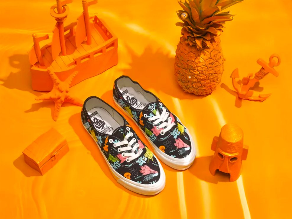 Vans-x-Spongebob-Shoes