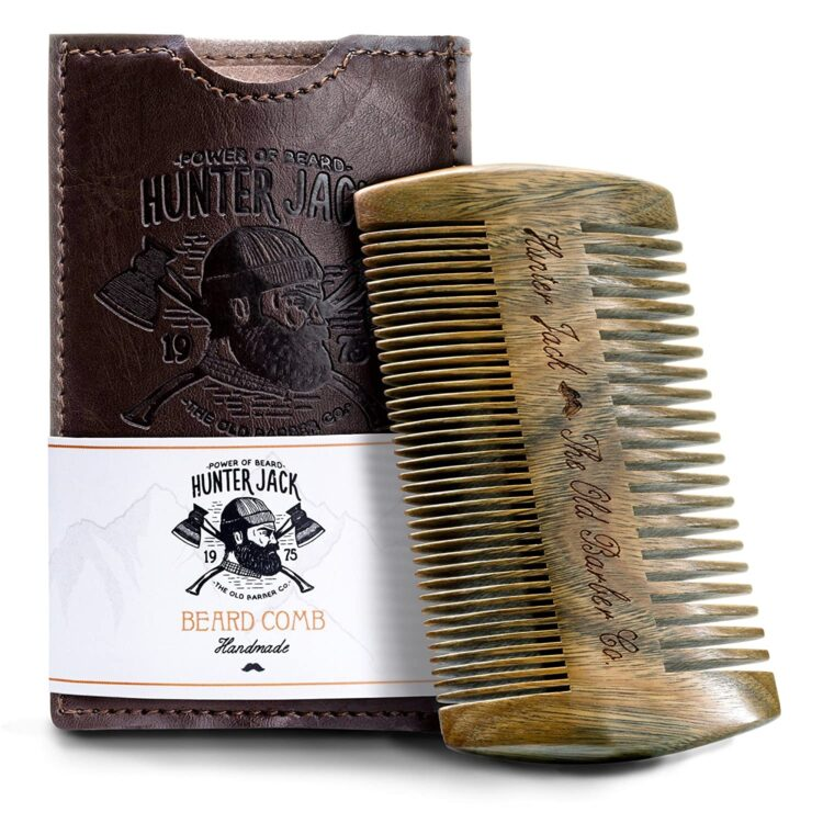 Hunter Jack - Beard Comb Kit