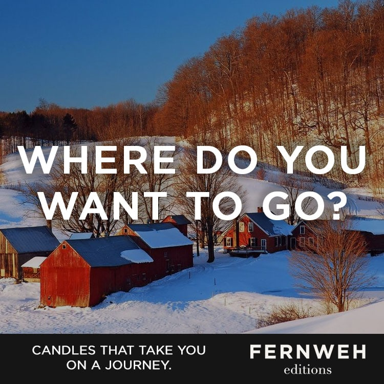 Fernweh Editions Candles