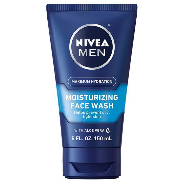 NIVEA Moisturizing Face Wash