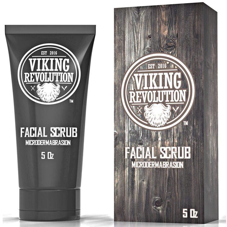 Viking Revolution Facial Scrub