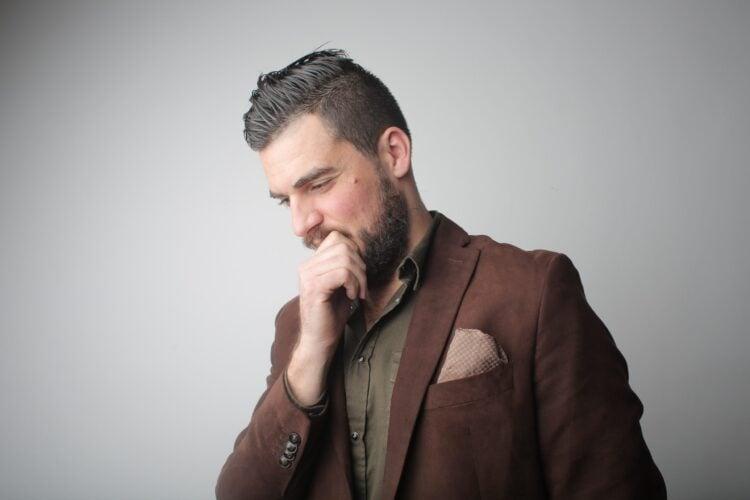 gentleman's haircut
