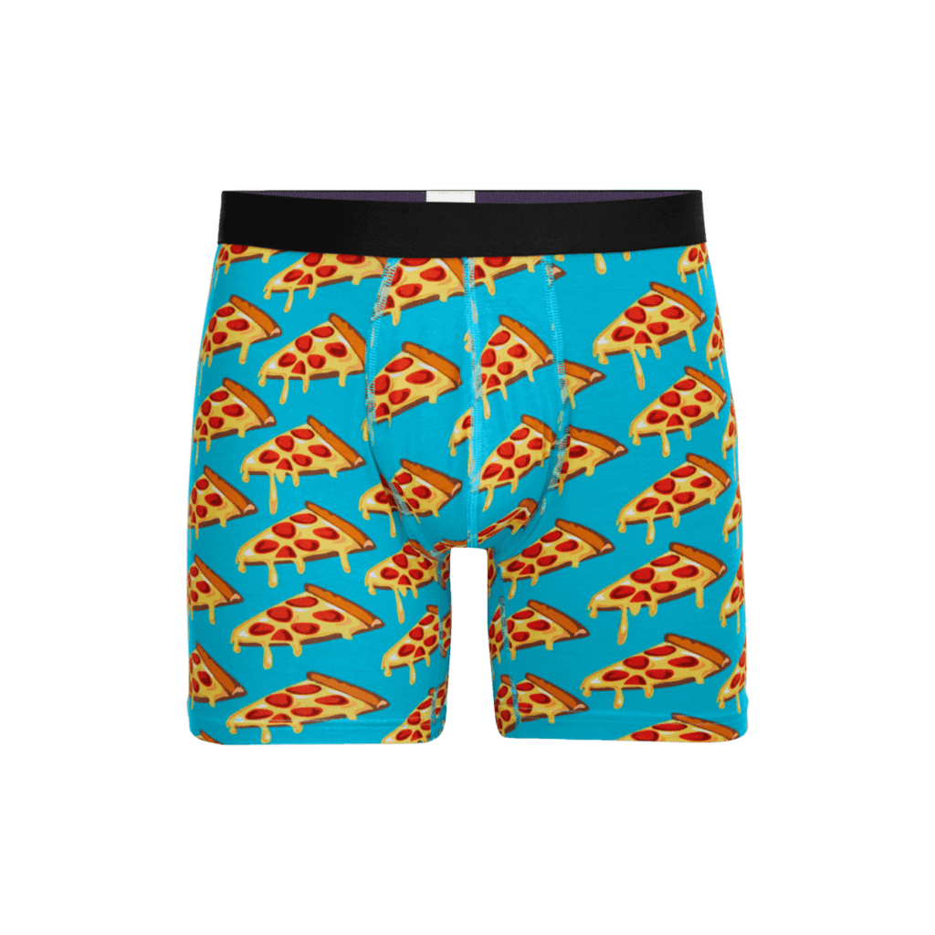 meundies review boxer pizza
