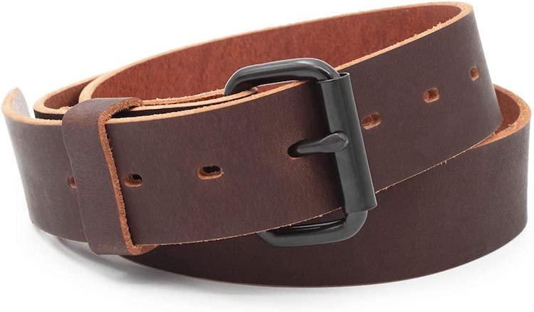 Classic Leather Everyday Belt