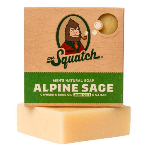 Dr. squatch alpine