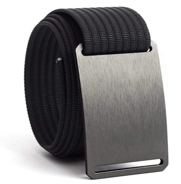 Grip6 Gunmetal Belt