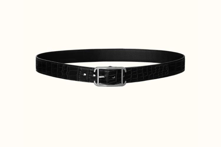 Hermes society belt