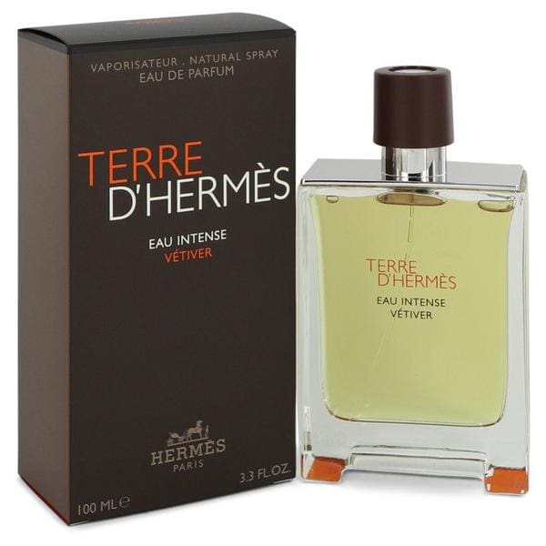 TERRE D'HERMES EAU INTENSE VETIVER