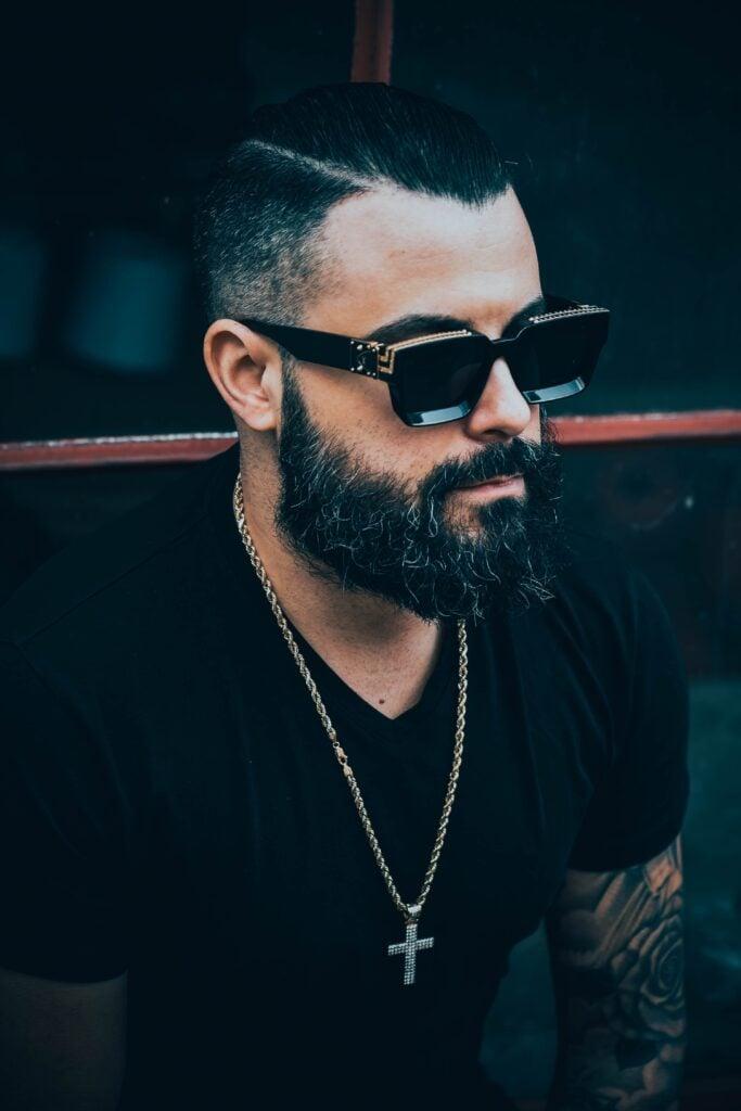 beard fade 6