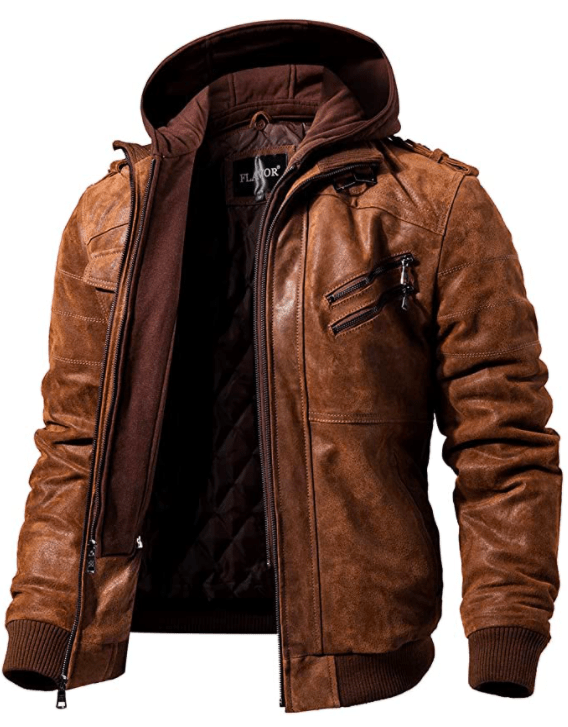 leather best jacket for men