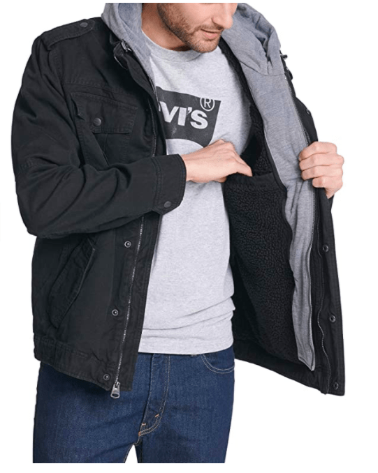 levis best jacket for men