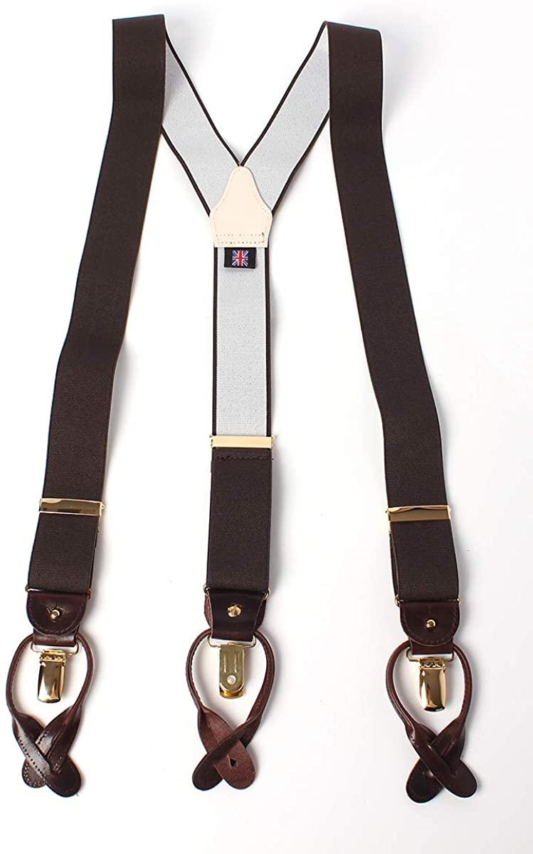 How to Wear Suspenders 2
