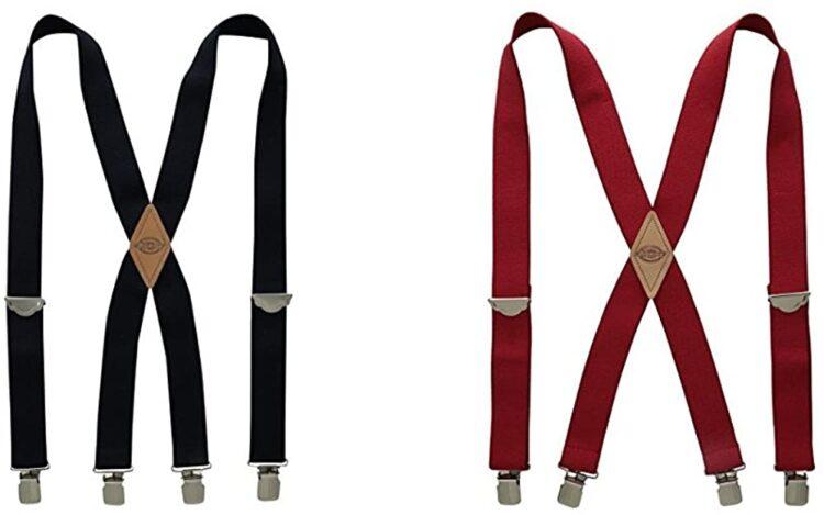 How to Wear Suspenders 5