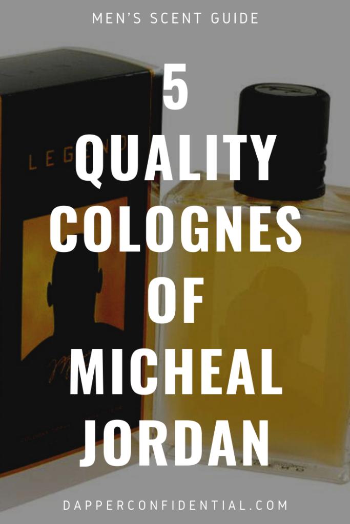 Jordan colognes
