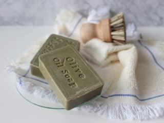best shaving soap olive