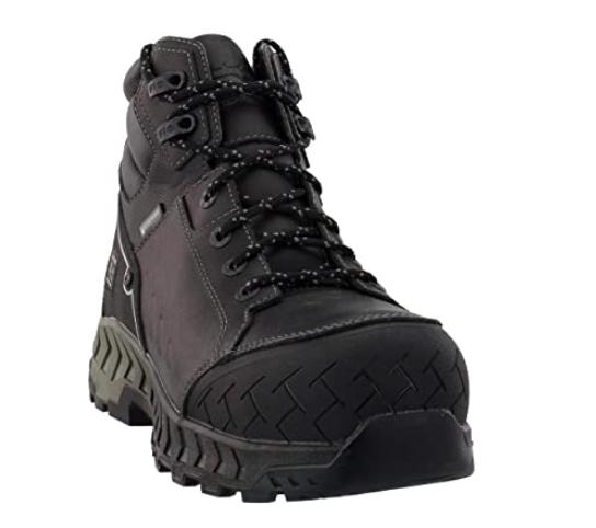 best work boots black