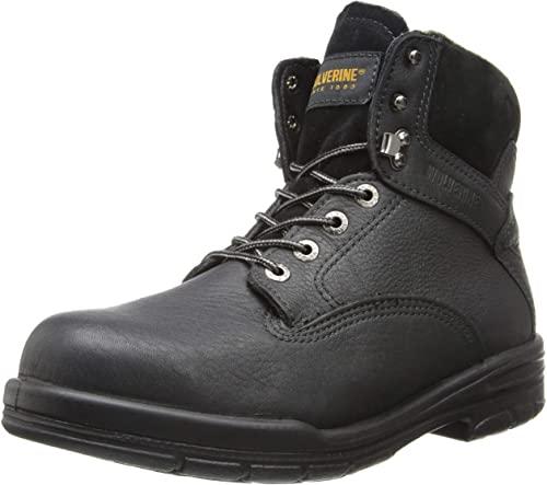best work shoes black