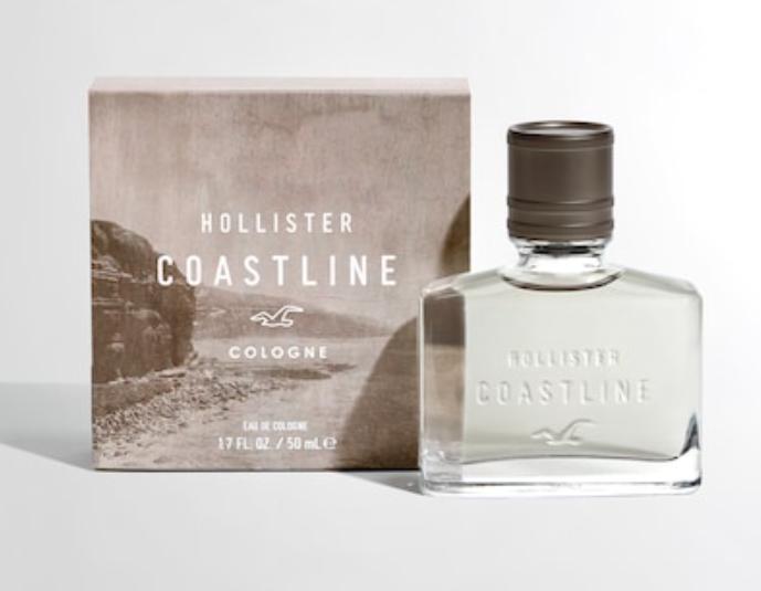 hollister coastline cologne