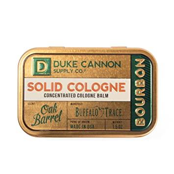 solid cologne bourbon