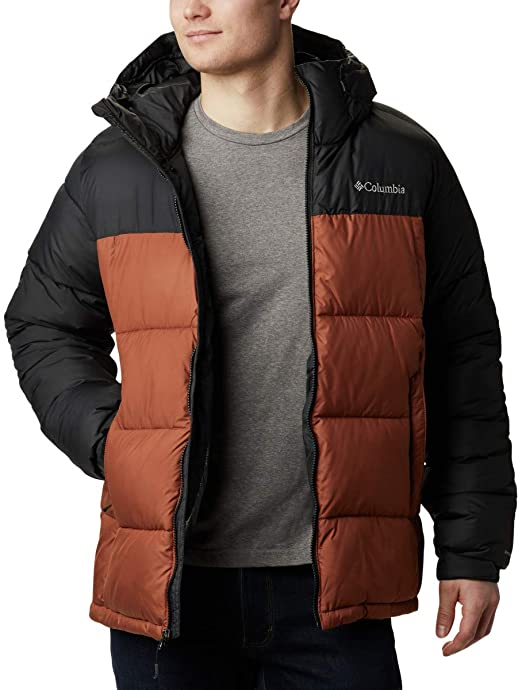 Hooded Jacket Coat