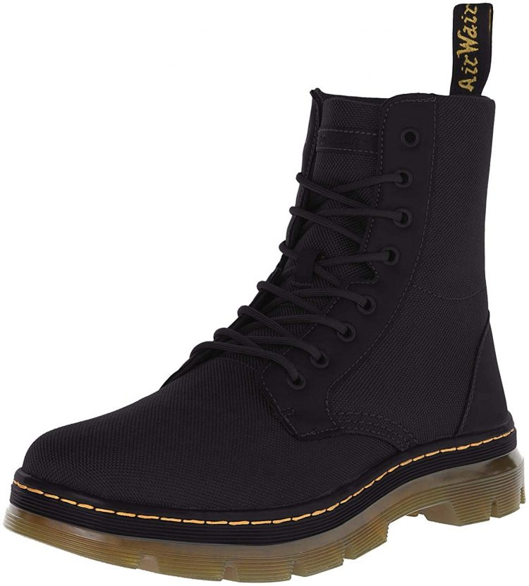 Combat Boots by Dr Martens