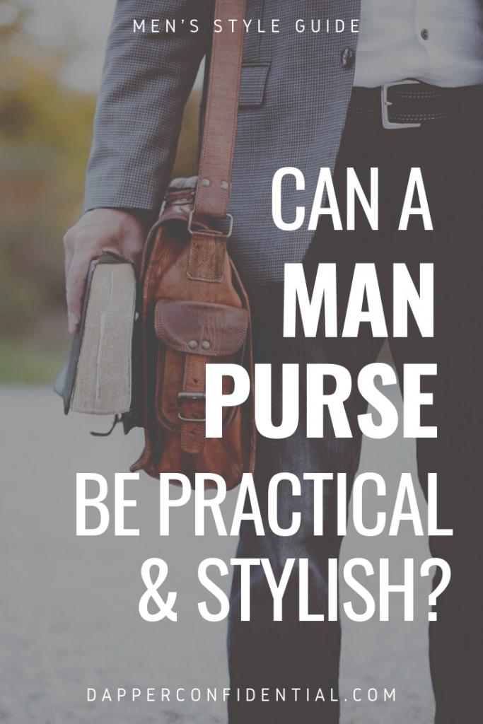 man purse pinterest
