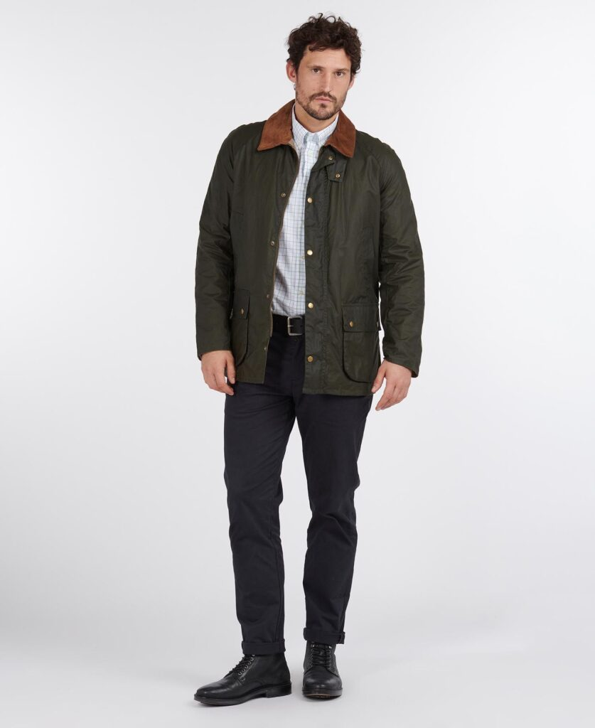 Barbour Brand Ashby Jacket