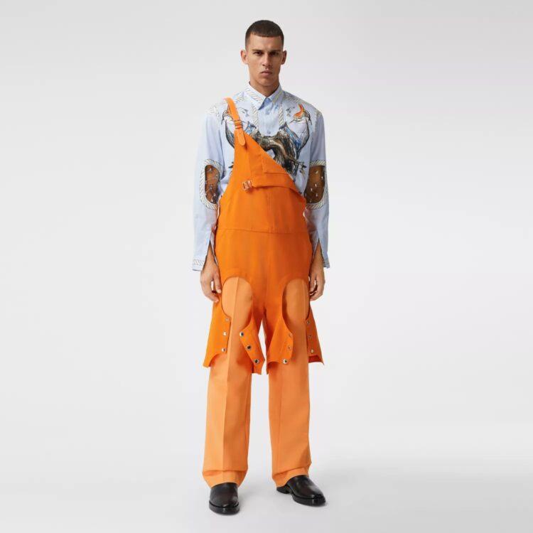 Men's Best Pants - Burberry Mohair Wool Wide-leg Trousers.jpg