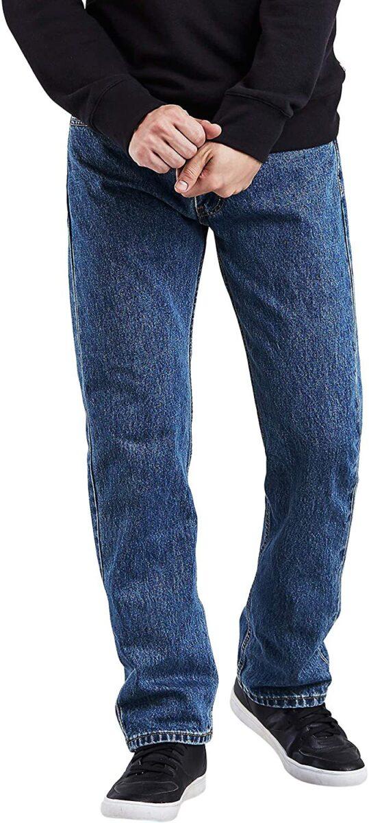 Men's Best Pants - Levi's Men's 505 Regular Fit Jeans