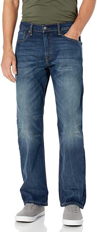 Men's Best Pants - Levi's Men's 569 Loose Straight Fit Jean