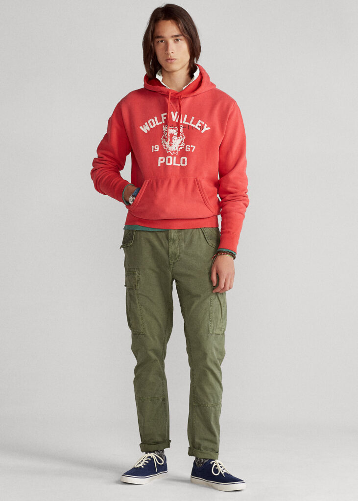 Men's Best Pants - Polo Ralph Lauren Classic Tapered Fit Cargo Pant