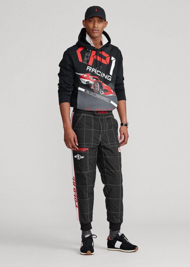 Men's Best Pants - Ralph Lauren Quilted Racing Pant
