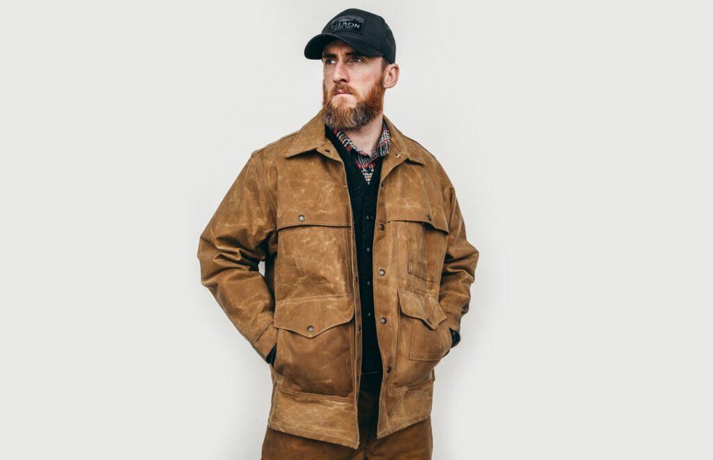 filson waxed jacket