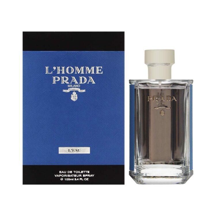 Prada Prada L'homme L'eau By Prada for Men 3.4 Oz Eau De Toilette Spray