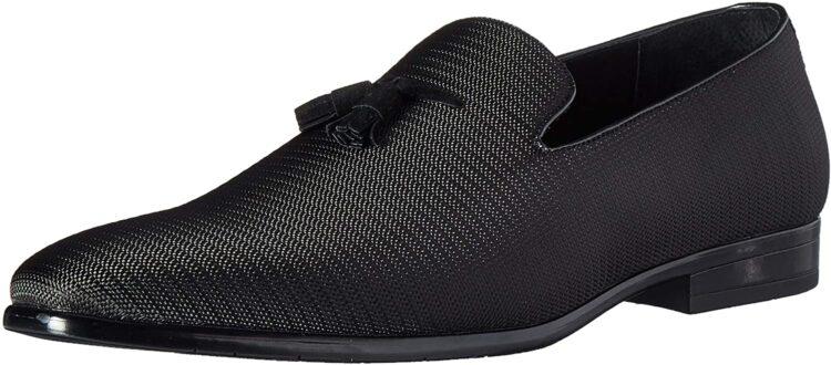 STACY ADAMS Men's Tazewell Tassel Slip-on Loafer