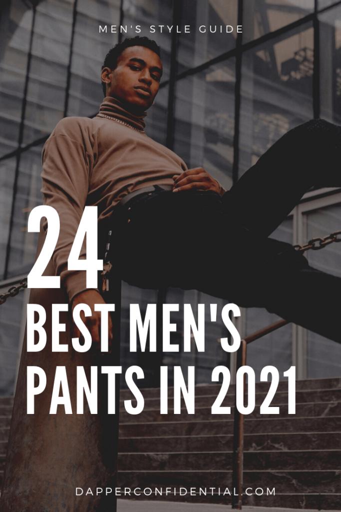 Best Men's Pants