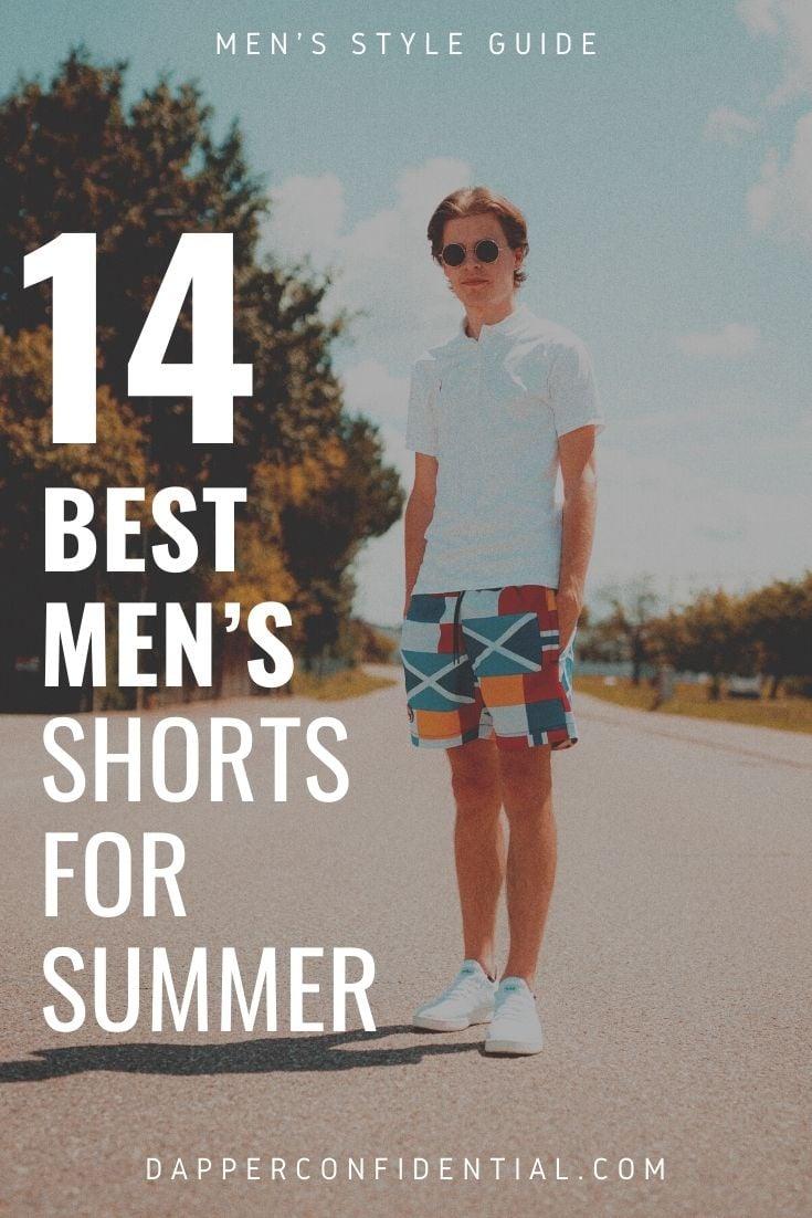 best men's shorts for summer