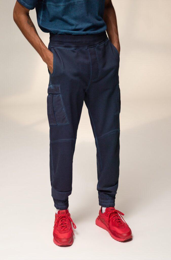 Cargo_Pants_-_Hugo_Boss_Unisex_regular-fit_cargo_pants_in_garment-dyed_cotton