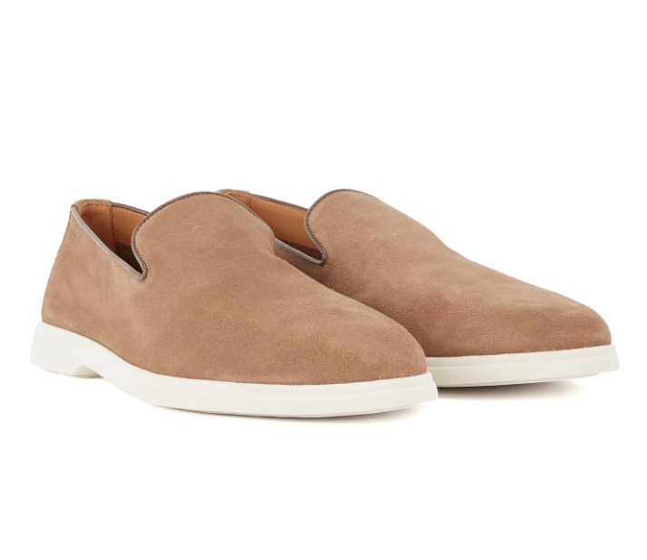 Loafers_-_Hugo_Boss_Suede_loafers_with_embossed_logo