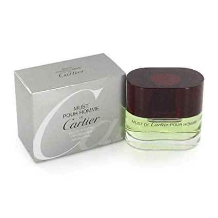 Must De Cartier Pour Homme Fragrance for Men