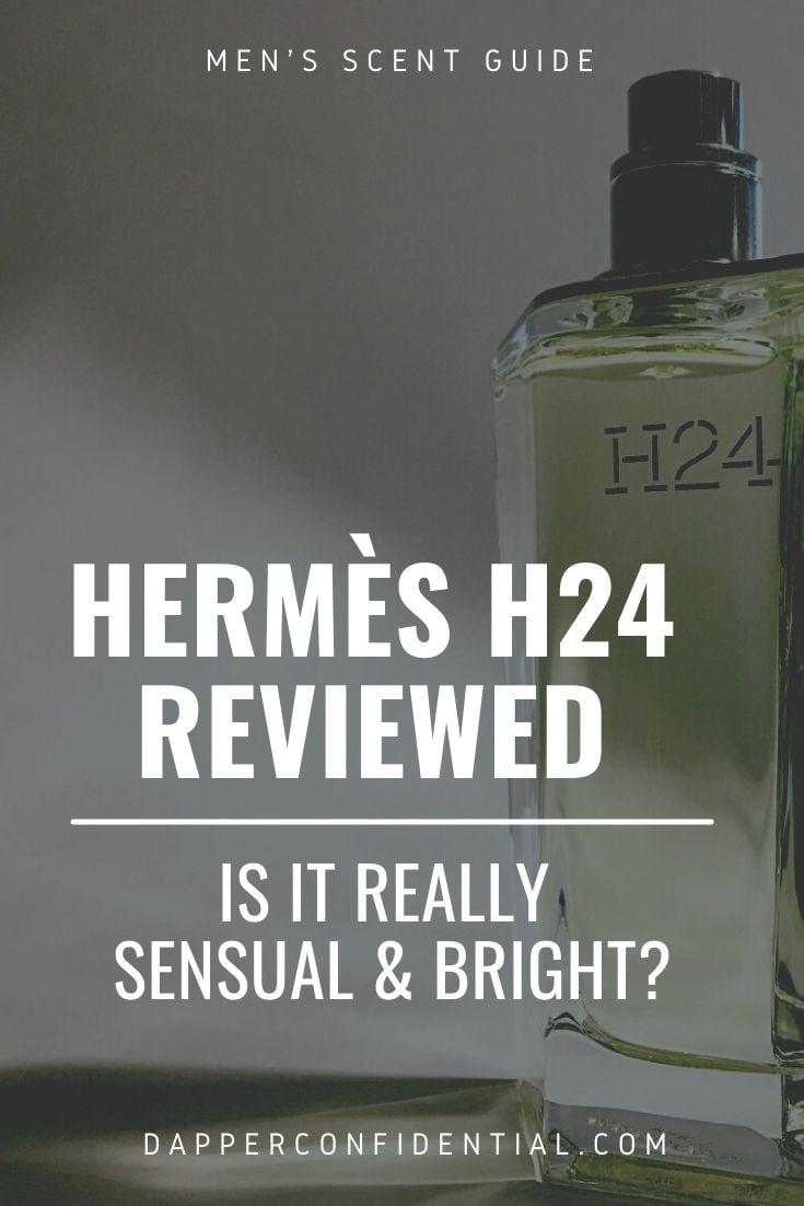 hermes h24 reviewed