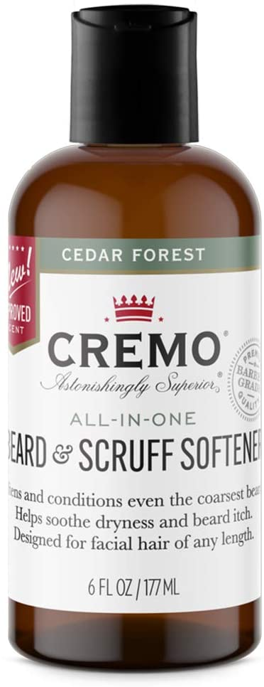 Cedar Beard Softener